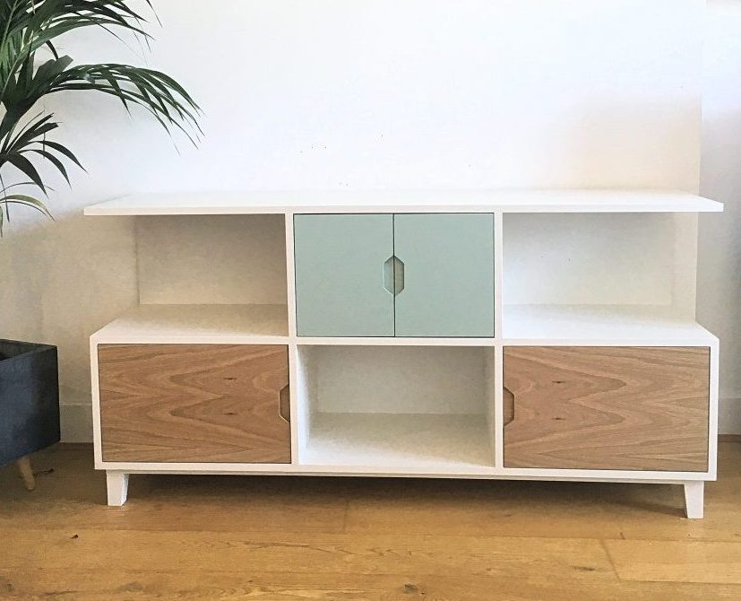 Bespoke media unit