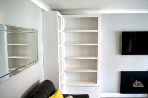 bookshelves, West Sussex